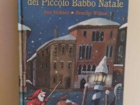 Il viaggio del piccolo Babbo Natale